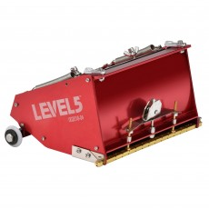 대용량 플랫 박스 7인치 레벨5.kr MEGA FLAT BOX 줄퍼티 줄빠데 장비 4-767
