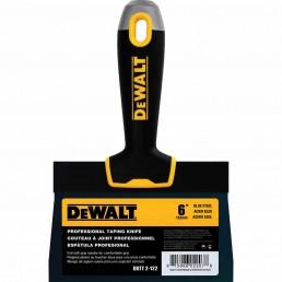 dewalt 블루 스틸 biue steel taping knif테이핑 나이프 6~14인치 TAPING KNIFE DXTT-2-122, 2-124, 2-126, 2-127, 2-128 미장 퍼티 빠데 페인트 헤라